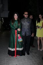 Mahima Chaudhary, Gulshan Grover at Pradeep Guha_s diwali party on 28th Oct 2016 (51)_5814c1f32920f.JPG