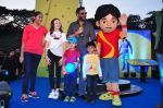 Ajay Devgan, Abigail Eames promotes Shivaay on 29th Oct 2016 (54)_58172d66e07d2.JPG