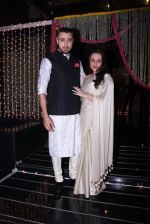 Imran Khan, Avantika Malik at Aamir Khan_s Diwali bash on 30th Oct 2016 (95)_58174f441b253.JPG