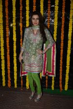 Kehkashan Patel at Ekta Kapoor_s Diwali bash on 29th Oct 2016 (251)_5817425a844a4.JPG