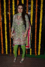 Kehkashan Patel at Ekta Kapoor_s Diwali bash on 29th Oct 2016 (253)_5817425c2daba.JPG