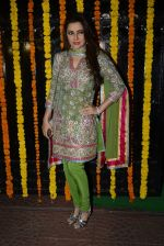 Kehkashan Patel at Ekta Kapoor_s Diwali bash on 29th Oct 2016 (256)_5817425e8de6d.JPG