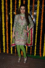 Kehkashan Patel at Ekta Kapoor_s Diwali bash on 29th Oct 2016 (252)_5817425b776a4.JPG