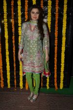 Kehkashan Patel at Ekta Kapoor_s Diwali bash on 29th Oct 2016 (254)_5817425cd05d3.JPG