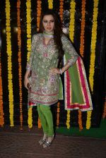 Kehkashan Patel at Ekta Kapoor_s Diwali bash on 29th Oct 2016 (255)_5817425d9f655.JPG