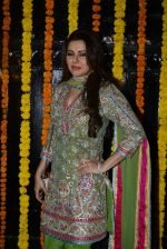 Kehkashan Patel at Ekta Kapoor_s Diwali bash on 29th Oct 2016 (257)_5817425f605ce.JPG