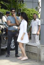 Shraddha Kapoor snapped with Rock On 2 Team on 2nd Nov 2016 (20)_581b43e651001.JPG