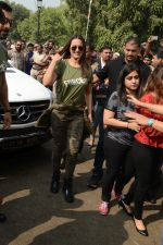 Sonakshi Sinha at Force 2 promotions on 3rd Nov 2016