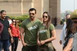 Sonakshi Sinha, John Abraham at Force 2 promotions on 3rd Nov 2016