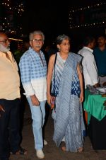 Ratna Pathak, Naseeruddin Shah at Prithvi festival opening in Mumbai on 3rd Nov 2016 (103)_581c3084585fb.JPG