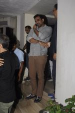 Zaheer Khan at Ventilator screening in Mumbai on 3rd Nov 2016 (23)_581c2f4451765.JPG