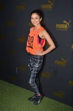 Ridhima Pandit at guiness record for PUMA on 6th Nov 2016 (119)_58209272edd35.JPG