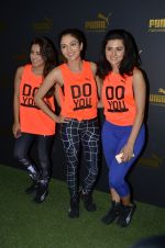 Ridhima Pandit at guiness record for PUMA on 6th Nov 2016 (120)_58209273a5840.JPG