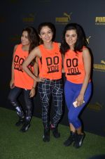 Ridhima Pandit at guiness record for PUMA on 6th Nov 2016 (121)_5820927456a14.JPG