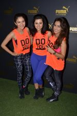 Ridhima Pandit at guiness record for PUMA on 6th Nov 2016 (122)_58209274e8123.JPG
