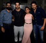 Sanket Vanzara Harshvardhan Rane Swara Vanzara Mohit Dagga at Swara Vanzara birthday bash on 6th Nov 2016_5820949a7003e.JPG