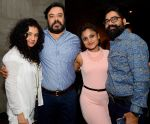 Vanzara_s - Surbhi Saurabh Swara Sanket  at Swara Vanzara birthday bash on 6th Nov 2016_58209560c248c.JPG