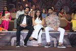 Aashim Gulati, Neha Sharma, Aditya Seal at the promotion of film Tum Bin II on the sets of Sony TV reality show Super Dancer on 7th Nov 2016 (5)_58219b01ea9cf.JPG