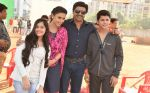 Jannat Zubair, Hrishitaa Bhatt, Samir soni, and Siddharth Nigam on location of film Tez Raftaar on 7th Nov 2016 (2)_582194afddacc.JPG
