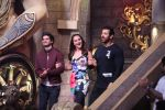 Sonakshi Sinha, John Abraham, Tahir Bhasin promotes Force 2 on the sets of Comedy Nights Bachao in Mumbai on 7th Nov 2016 (24)_5821918dd79c6.JPG
