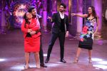 Sonakshi Sinha, John Abraham, Tahir Bhasin promotes Force 2 on the sets of Comedy Nights Bachao in Mumbai on 7th Nov 2016 (39)_582191c04fc75.JPG