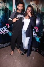 John Abraham, Sonakshi Sinha with Cast of Force 2 spotted at Mehboob Studio in Bandra on 9th Nov 2016 (104)_58247b153f51e.JPG