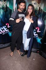 John Abraham, Sonakshi Sinha with Cast of Force 2 spotted at Mehboob Studio in Bandra on 9th Nov 2016 (106)_58247b1775a82.JPG