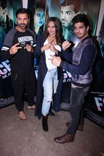 John Abraham, Sonakshi Sinha, Tahir Raj Bhasin with Cast of Force 2 spotted at Mehboob Studio in Bandra on 9th Nov 2016 (106)_58247a70e887c.JPG