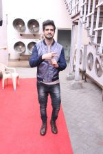 Tahir Raj Bhasin with Cast of Force 2 spotted at Mehboob Studio in Bandra on 9th Nov 2016 (5)_58247a7cd4232.JPG