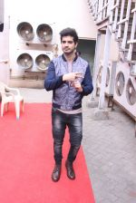 Tahir Raj Bhasin with Cast of Force 2 spotted at Mehboob Studio in Bandra on 9th Nov 2016 (7)_58247a7e17033.JPG