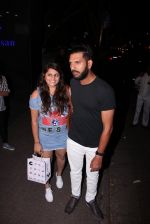 Yuvraj Singh snapped at pre wedding dinner on 9th Nov 2016 (32)_58247e1703707.JPG