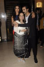 Ashmit Patel snapped with gf and mom at Dongri Ka Raja premiere on 10th Nov 2016 (16)_582576d24cda1.JPG