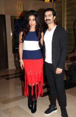 Mahek Chahal & Ashmit Patel at Dongri Ka Raja Special Screening at PVR Icon_58256842db359.jpg