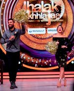 Yuvraj Singh graces the stage of Jhalak Dikhhla Jaa on Childrens day special episode (6)_582567aa39bbe.JPG