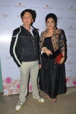 Aarti Surendranath, Kailash Surendranath at Rohit Bal_s launch at Good Earth in Mumbai on 12th Nov 2016 (47)_582816b7ac416.JPG