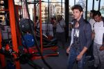Hrithik Roshan at Akro gym launch in Mumbai on 12th Nov 2016 (33)_582813f905d90.JPG