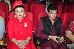 Jeetendra and Rakhi Sawant at global achiever awards on 12th Nov 2016 (24)_582814c54384c.JPG