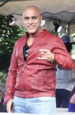 Baba Sehgal at red bull race on 13th Nov 2016