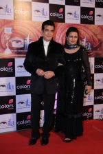 Poonam Dhillon, Jeetendra at ITA Awards 2016 in Mumbai on 13th Nov 2016 (417)_582ab12ae132e.JPG
