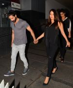 Shahid Kapoor, Mira Rajput Snapped in Mumbai on 13th Nov 2016 (6)_582aae0e3278b.JPG