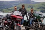 Sidharth Malhotra rides Harley Davidson in scenic New Zealand with Steph..._582abb9771375.jpg
