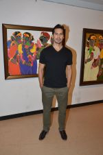 Dino Morea at Thota Vaikuntam art show hosted by India Fine Art on 15th Nov 2016 (41)_582c0dcab627e.JPG
