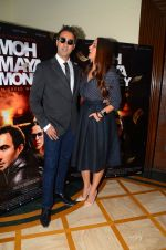 Neha Dhupia, Ranvir Shorey promote Moh Maya Money on 15th Nov 2016