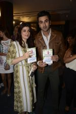 Ranbir Kapoor at Twinkle Khanna_s book launch in J W Marriott, Mumbai on 15th Nov 2016 (41)_582c106392c8b.JPG