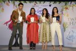 Ranbir Kapoor, Shabana Azmi, Twinkle Khanna, Alia Bhatt at Twinkle Khanna_s book launch in J W Marriott, Mumbai on 15th Nov 2016 (79)_582c0f766071d.JPG