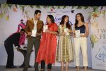 Ranbir Kapoor, Shabana Azmi, Twinkle Khanna, Alia Bhatt at Twinkle Khanna_s book launch in J W Marriott, Mumbai on 15th Nov 2016 (80)_582c10643c470.JPG