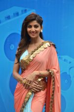 Shilpa Shetty on the sets of Super Dancer on 15th Nov 2016