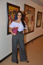 Tania Deol at Thota Vaikuntam art show hosted by India Fine Art on 15th Nov 2016 (69)_582c0debd36f5.JPG