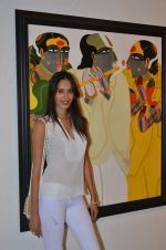 Ujjwala Raut at Thota Vaikuntam art show hosted by India Fine Art on 15th Nov 2016 (59)_582c0e1b8394a.JPG