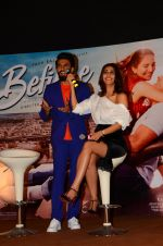 Vaani Kapoor, Ranveer Singh at Befikre promotions in Mumbai on 15th Nov 2016 (64)_582c0e94e879f.JPG